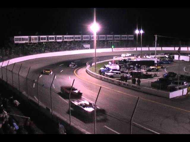 2012 Intimidator 100 Highlights.avi