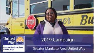 Greater Mankato Area United Way: 2019 Campaign