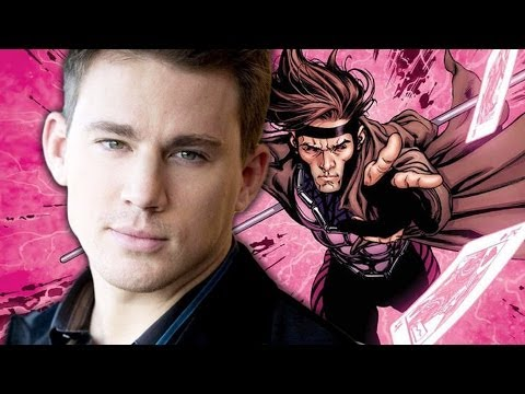 X Men Gambit Movie Casts Channing Tatum as Gambit
