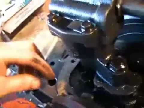 How to Seal Older Chev SB Oil Pan Gasket