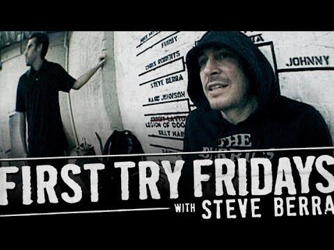 Steve Berra & Dan Plunkett - First Try Friday