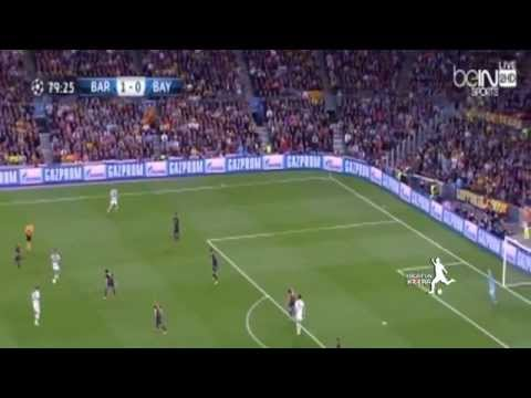 Barcelona vs Bayern Munich 3-0 2015 UEFA Champions League