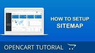 How to Setup Google Sitemap in OpenCart 3.x