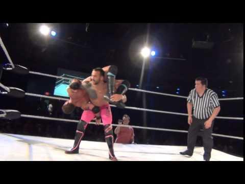 International Wrestling Federation Breaking Ground - Austin Aries vs Ricochet