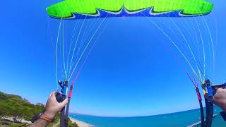 Sea Garden / This is Why we Love to Fly Paragliding , U turn Redout / 2