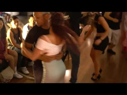 Zouk SEA 2016 Social Dances  Larissa and Kadu ~ video by Zouk Soul
