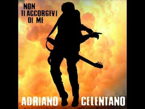 Adriano Celentano - Non ti accorgevi di me