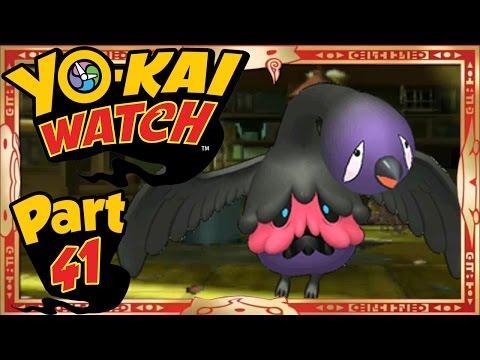 Yo-Kai Watch - Part 41   How To Get Skreek EASY! [English Gameplay Walkthrough]