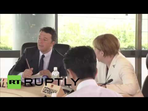 Japan: Second day of G7 summit kicks off in Ise-Shima