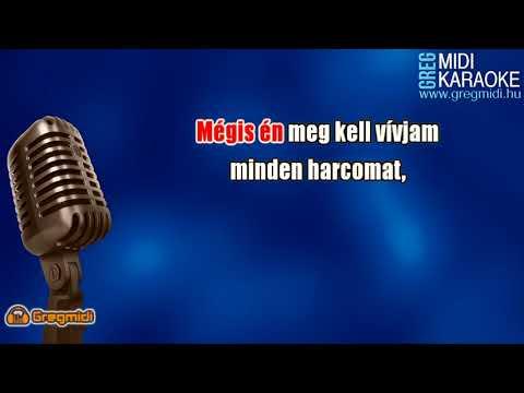 Ruszó Tibi - Túl az álmokon karaoke demó
