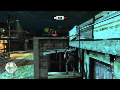 PC 1080p | Max Payne 3 - Mona Sax Gameplay
