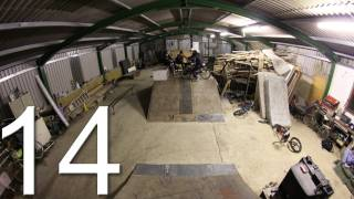 Webisode 14_ Skatepark / Private Barn Session