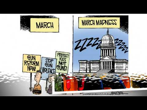 #2: The Nation's Cartoonists On The Week In Politics | ANHTUBE NEWS