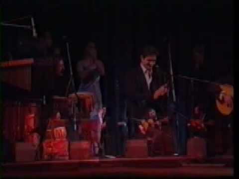 Presentación del disco Cante gitano. Rafael Jiménez Falo