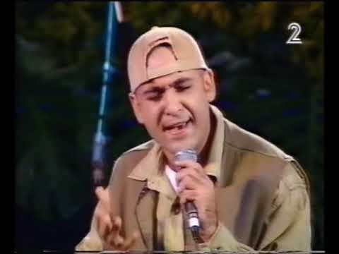 עופר לוי עצרת רבין 1995