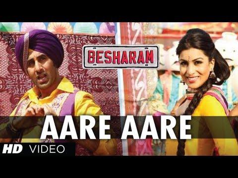 Aare Aare Song Besharam   Ranbir Kapoor, Pallavi Sharda   Latest Bollywood Movie 2013 video
