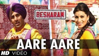 Besharm - Aare Aare Song Besharam | Ranbir Kapoor, Pallavi Sharda | Latest Bollywood Movie 2013