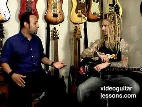 Metal Guitar Lesson W  Logan Mader  Videoguitarlessons video