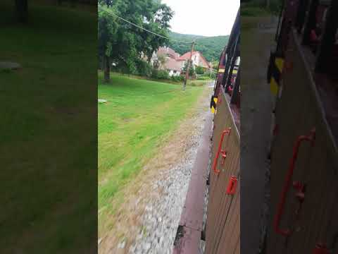 Kis vonat Miskolctól Lillafüred-ig teljes