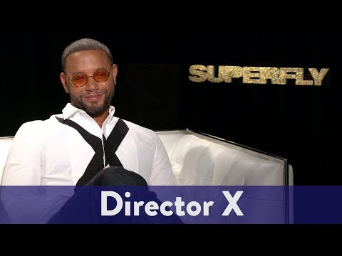 "Director X On The ""Superfly"" Remake!"