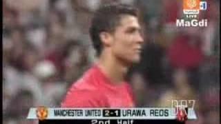 Urawa Reds 2 - 2 Manchester United 17/04/07