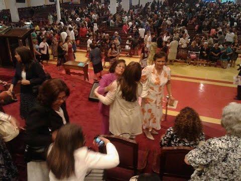 Ultima Reunión Final de Hermanas Dorcas de Jotabeche 40 17-12-14