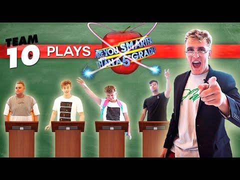 download lagu Are You Smarter Than A 5th Grader? **team 10 gratis