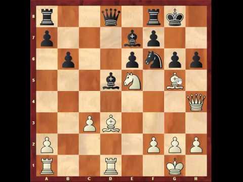 Chess: Susan Polgar 2510 - Larry Mark Christiansen 2590,Queen's Indian http://sunday.b1u.org