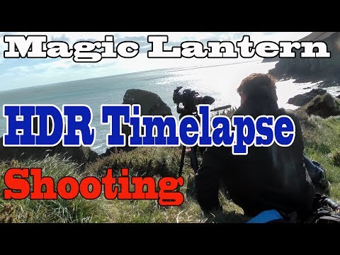 How to shoot HDR Timelapse with Magic Lantern
