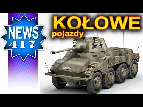 Kołowe Pojazdy W WoT? - NEWS - World Of Tanks