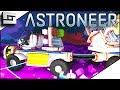 LARGE ROVER ACTION! - Astroneer Multiplayer Gameplay S2E6