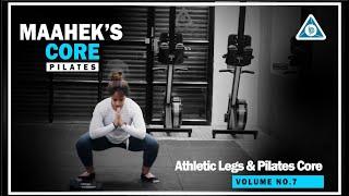 Workout at  home |  Maahek's Core Pilates  | Volume no. 7 | BodyProCoach | Praveen & Maahek Nair