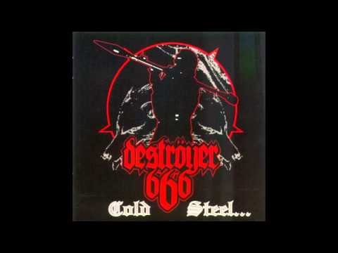 Destroyer 666 - Black City Black Fire