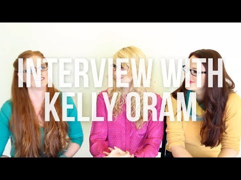 Interview with Kelly Oram on the Girls With Glasses Show!