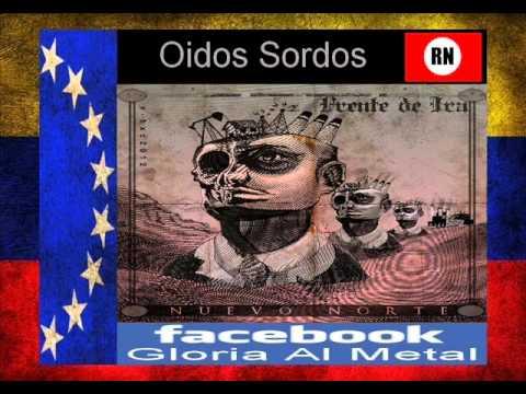 Frente De Ira   Oidos Sordos  Venezuela