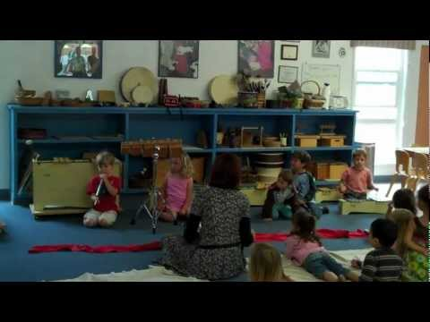 Nick and Naomi Spring Performance Del Mar Hills Nursery School
