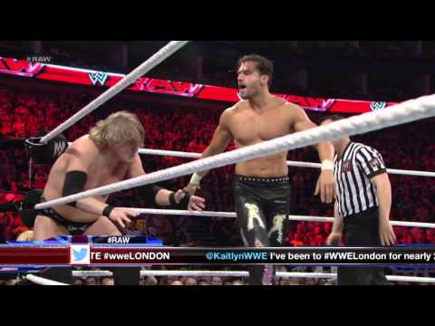 Fandango vs. William Regal - April 22nd, 2013