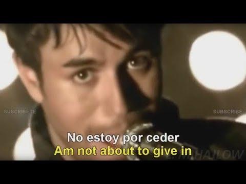 Enrique Iglesias - Can You Hear Me [Lyrics English - Español Subtitulado]