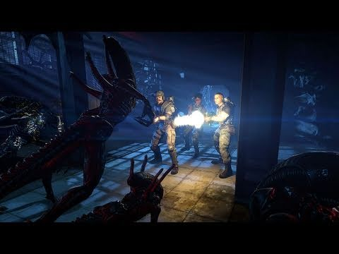 Aliens: Colonial Marines E3 2011 Trailer
