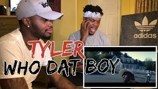 Tyler, The Creator - Who Dat Boy - REACTION