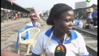 The State of Railway System in Ghana -1/2/2017
