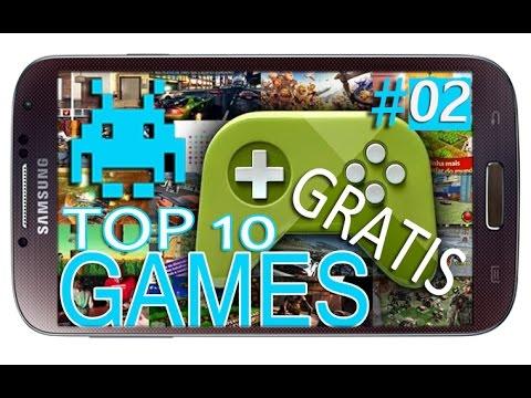 Top 10 Melhores Jogos Gratuito Android HD 2015 #02 (GAMES INFO)