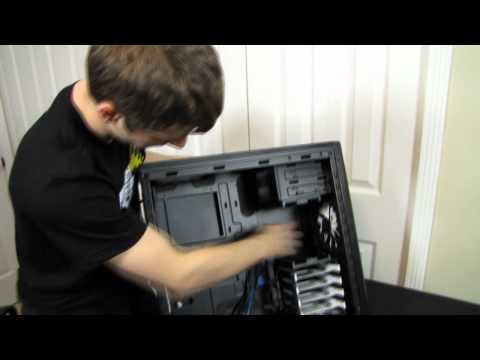 Fractal Design Arc Midi Gaming Case Unboxing & First Look Linus Tech Tips