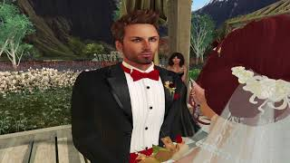 Rebel & Odin Second Life Wedding - 10.16.17