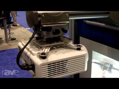 InfoComm 2013: Crimson AV Discusses the SYNC PRO Universal Mount for Projectors