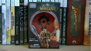 World of Warcraft Mega Bloks 91004 Valoren Review