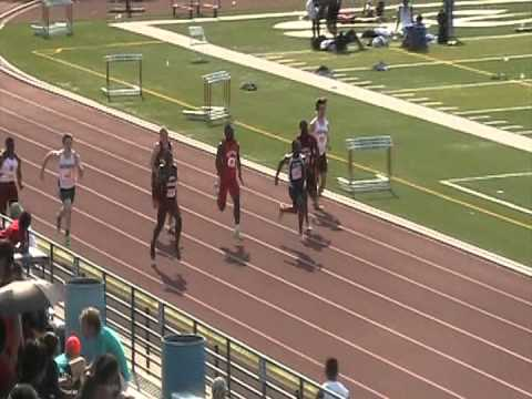 2012 Men's Shamrock Invite 200m Dash (H3)