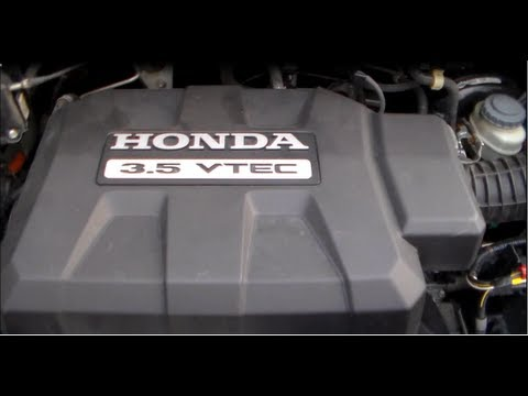 Honda J Series V6 Timing Belt Replacement PART 1