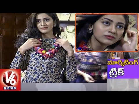 Fashion And Lifestyle Expos Increasing In Hyderabad | Special Report | V6 News