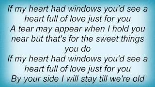 Watch Kitty Wells If My Heart Had Windows video